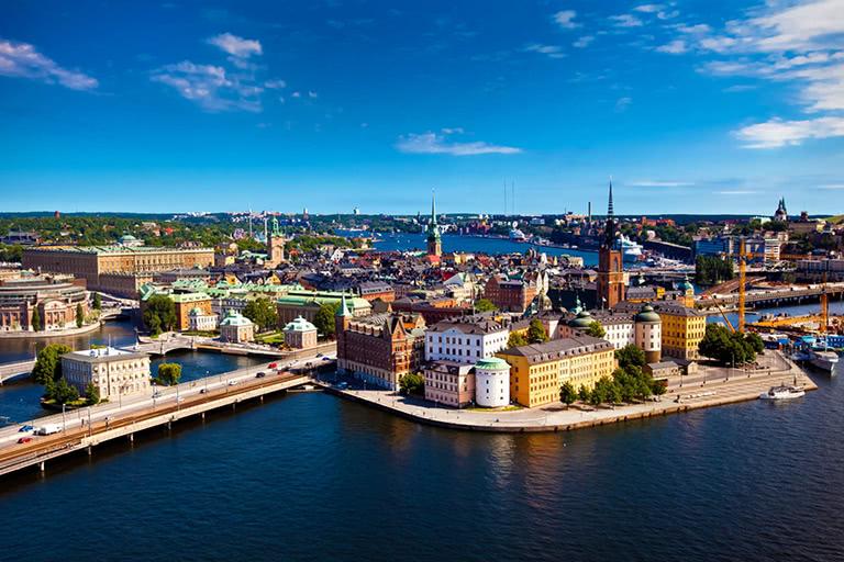 Släpvagn i Sverige