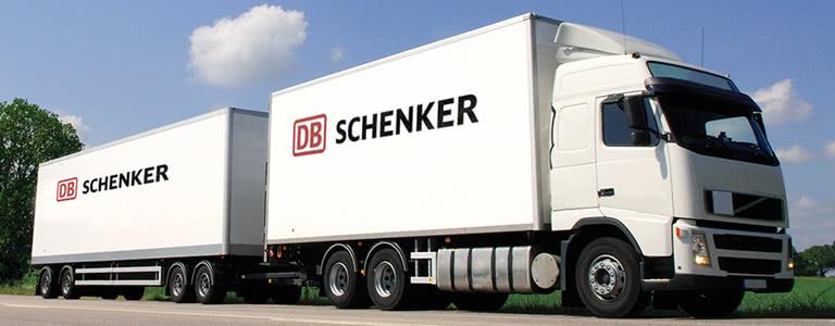 DB Schenker i Göteborg